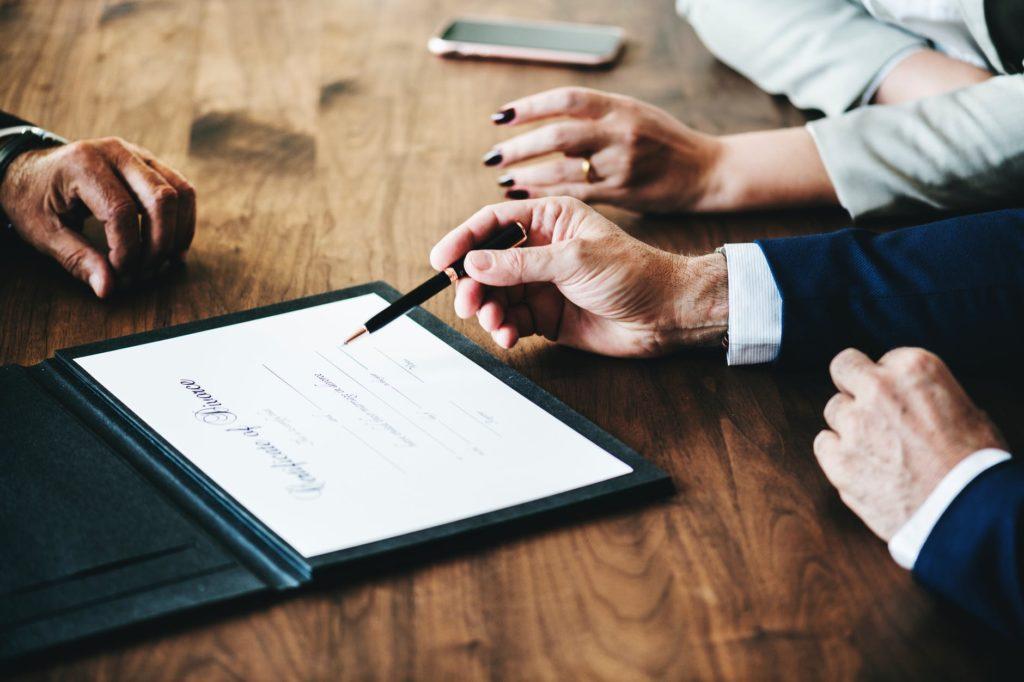 Springfield Law Group - Divorce Certificate